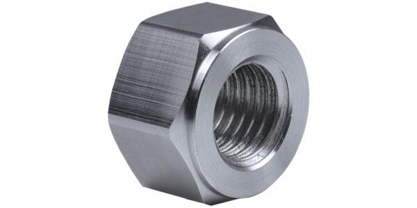 Hexagon nut DIN 2510-NF. Hex nut DIN 2510-NF. Sechskantmutter DIN 2510-NF. Mutter DIN 2510-NF