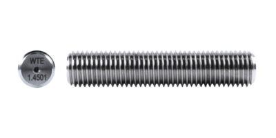 Stud bolt, threated bar, stiftschrauben, gewindebolzen. DIN 975, DIN 976, ANSI B16.5, BS 4882